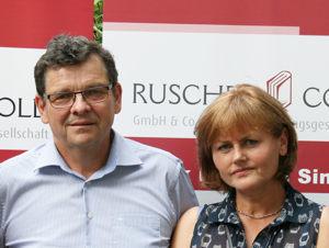 Joachim und Ursula Siptroth
