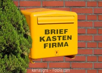 Nationale Maßnahmen gegen Steueroasen und Briefkastenfirmen